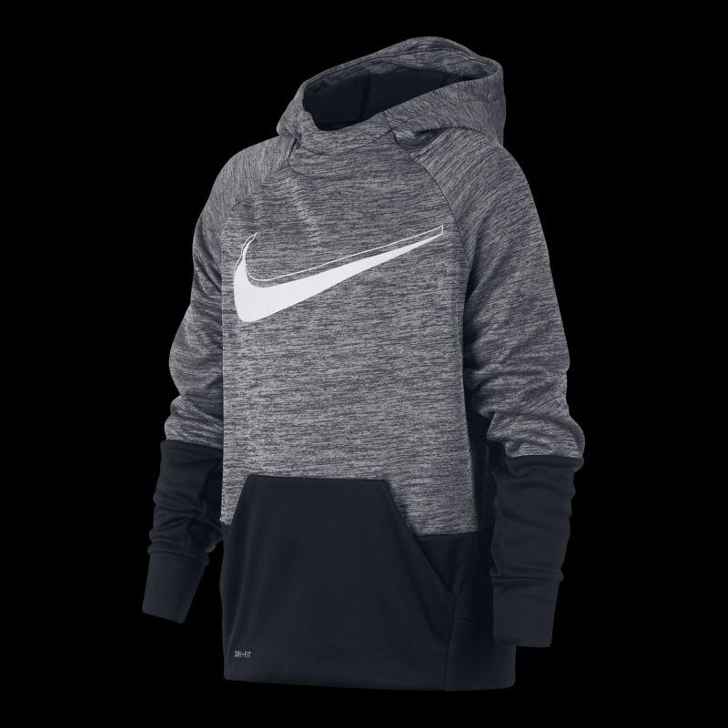 Nike Boys Therma Swoosh GFX Pullover Hoodie  Sport Chek