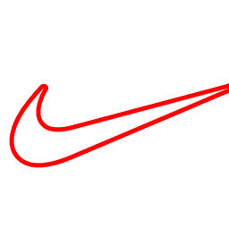 Nike Outline Logo Png Images 783696  PNG Images  PNGio