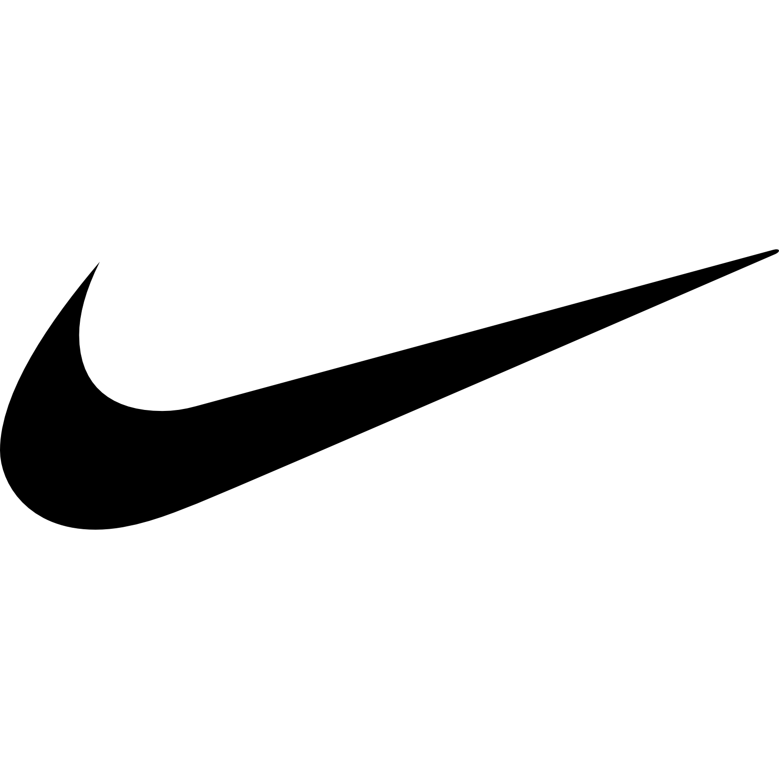 Nike Filled Icon - Free Download at Icons8 - Nike Logo Outline