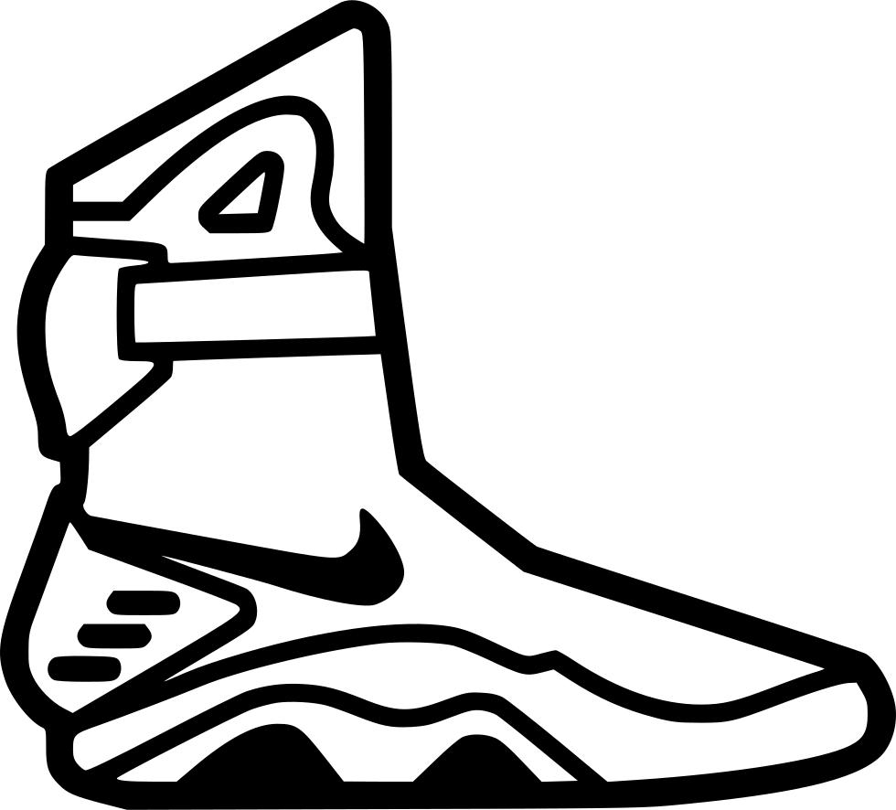 Air Jordan Drawing  Free download on ClipArtMag