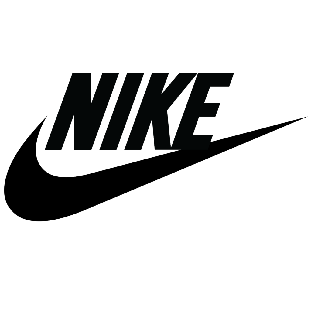 2X NIKE SWOOSH Vinyl Decal Sticker Michael Jordan Air Nike