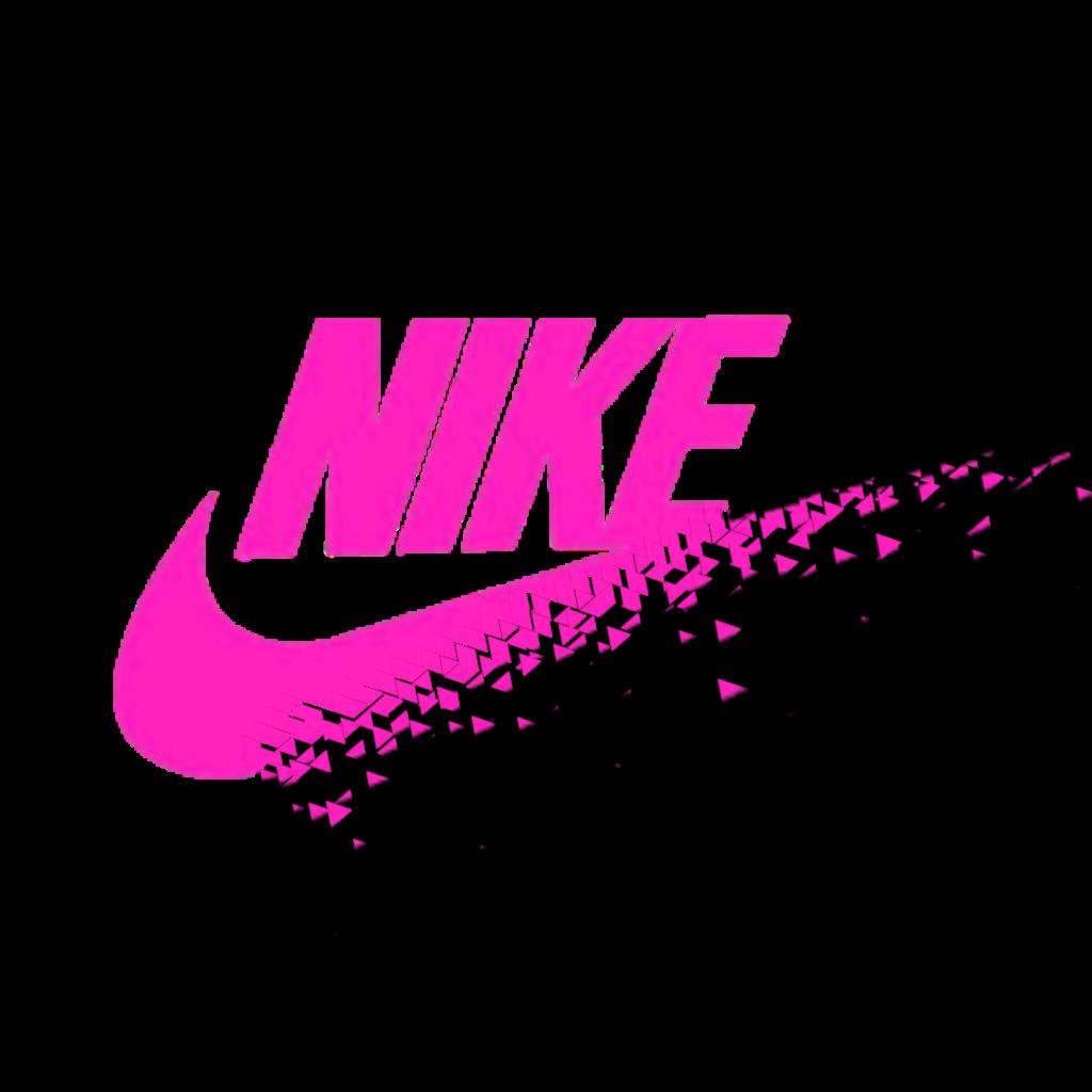 nike pink freetoedit  Sticker by