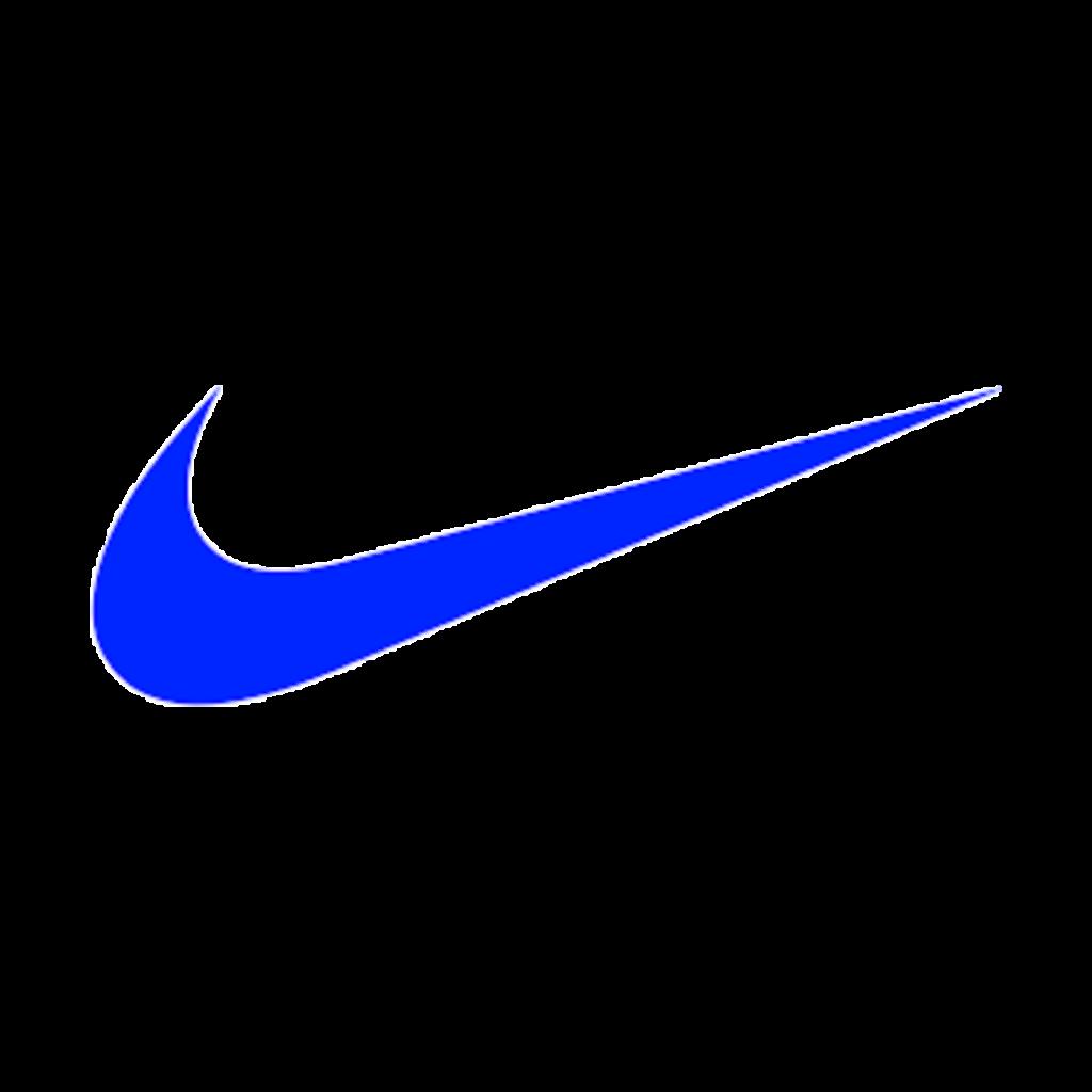 nike nikelogo logo blue  Sticker by Yvng Robv