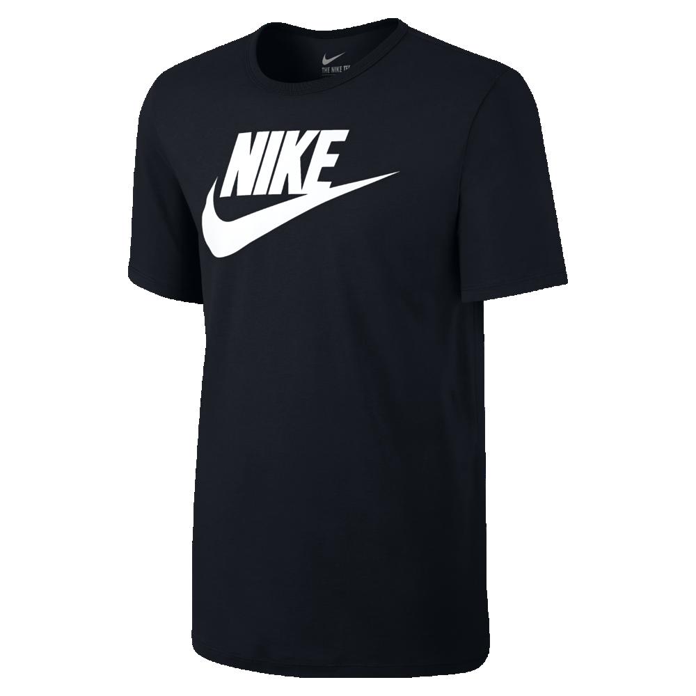 Nike Sportswear Mens Logo TShirt Size  Black nike shirt