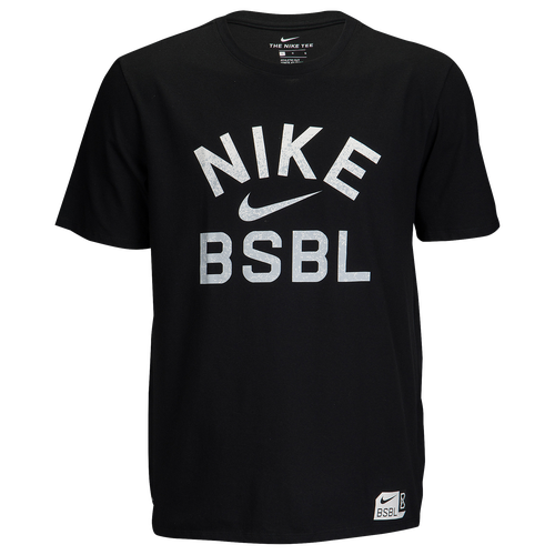 Nike Baseball Swoosh Logo TShirt  Mens  Baseball