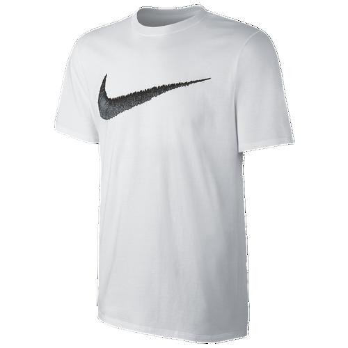 Nike Hangtag Swoosh Short Sleeve TShirt  Mens  Casual