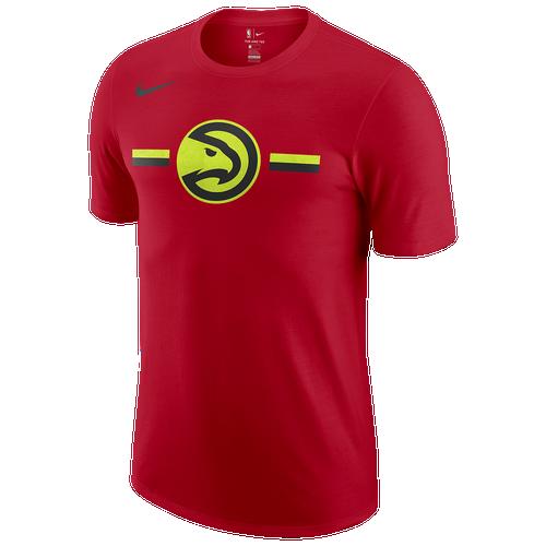 Nike NBA Logo Stripe TShirt  Mens  Clothing  Atlanta