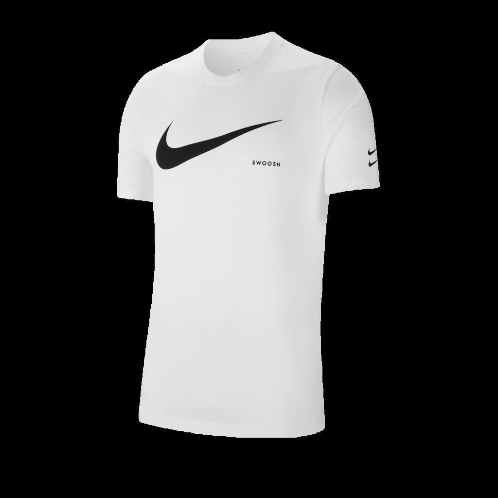 Nike Swoosh TShirt Weiss F100  Lifestyle