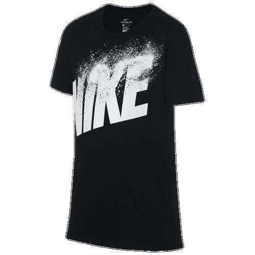 Nike Dissolve Logo TShirt  Boys Grade School  Casual