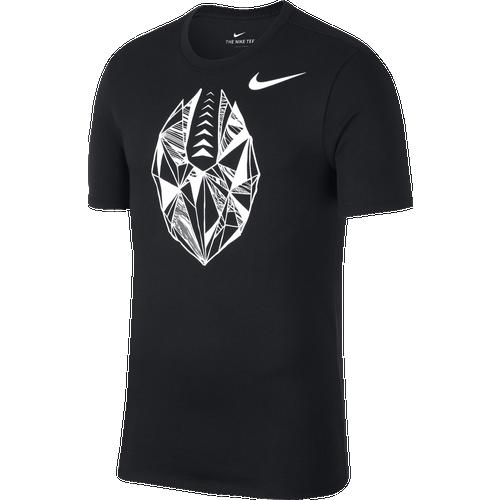 Nike Football Logo T-Shirt - Men's - Football - Clothing ... - Nike Shirt Logo