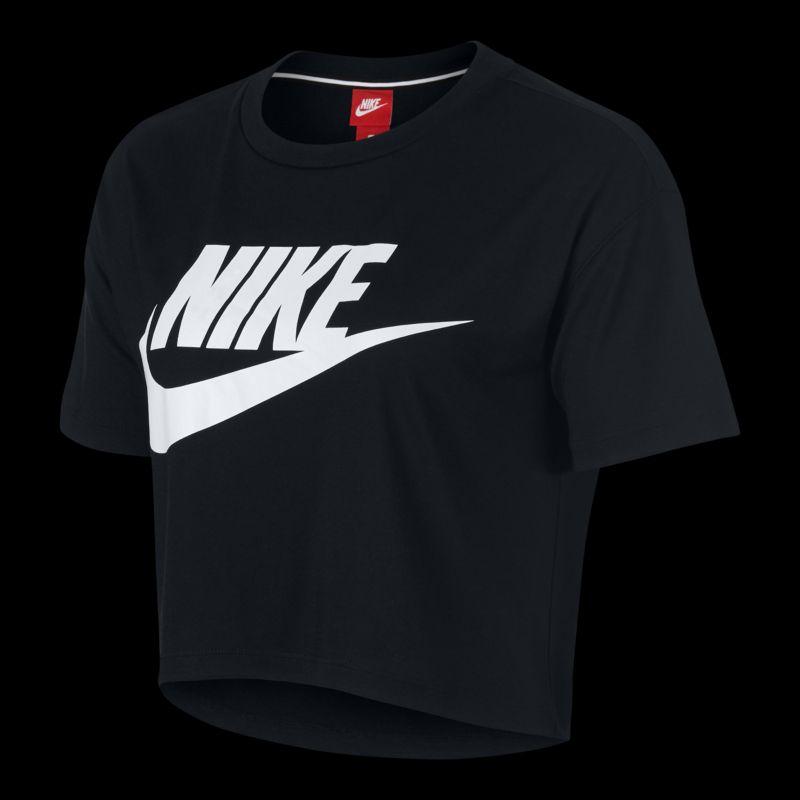 Nike Sportswear Womens Essential Cropped T Shirt  Sport Chek