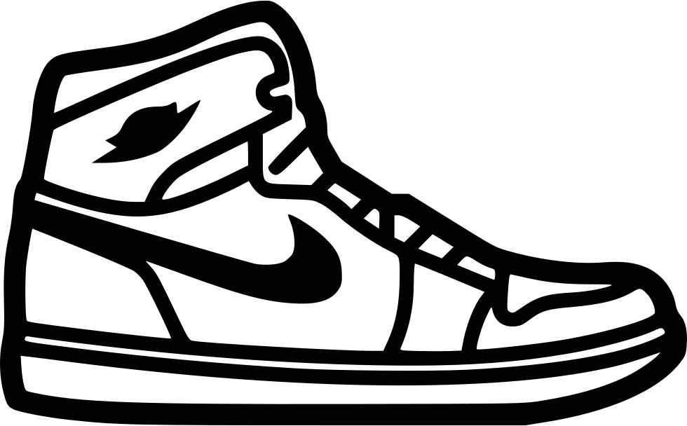 Converse clipart shoe jordan Converse shoe jordan
