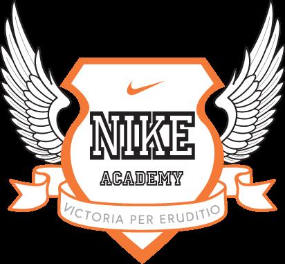Nike Academy Shield  Logos design Nike Logos