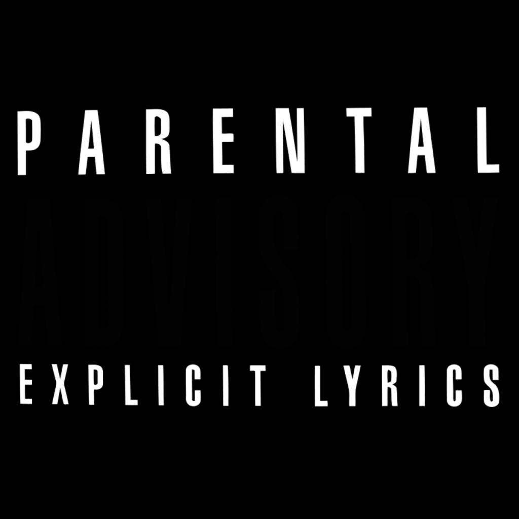 Top 10 Parental Advisory PNG Transparent Logo  123PNGDownload