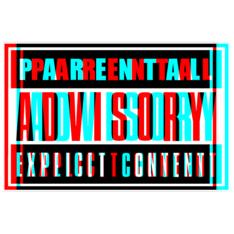 Parental Advisory Hd PNG Transparent Background Free