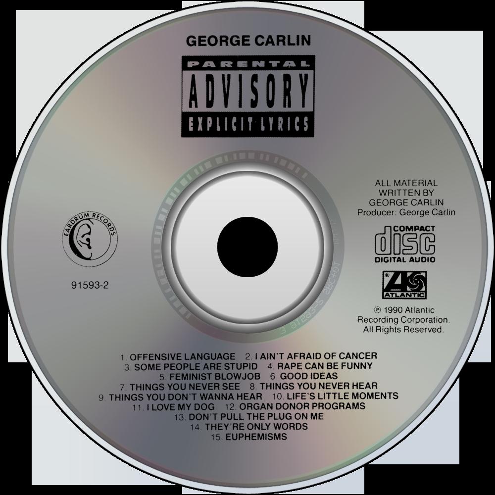 George Carlin  Music fanart  fanarttv