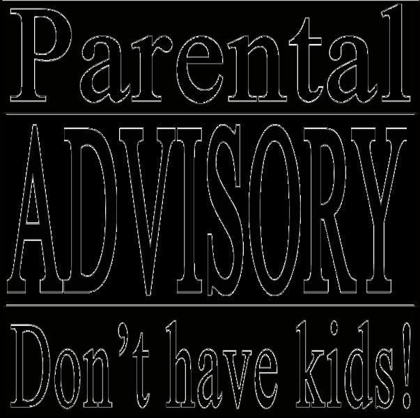 Parental Advisory High Res PSD  Official PSDs