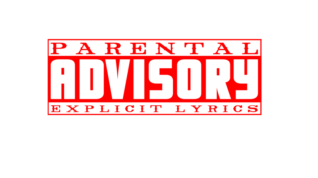 Parental Advisory Explicit Lyrics Png
