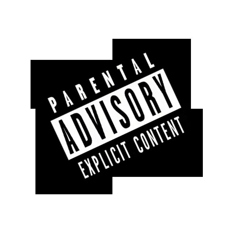 Parental Advisory Logo  fondo de pantalla tumblr