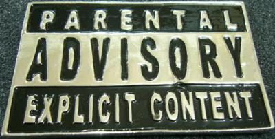 13 Parental Advisory PSD Images  Parental Advisory