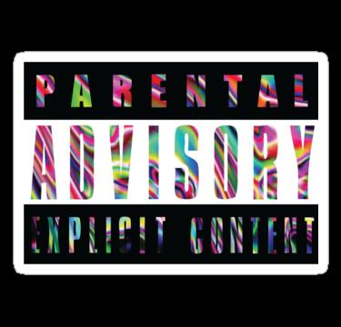 Parental advisory explicit content png 43547  Free Icons