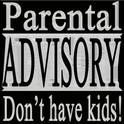 Parental Advisory High res PSD PSD Free Download