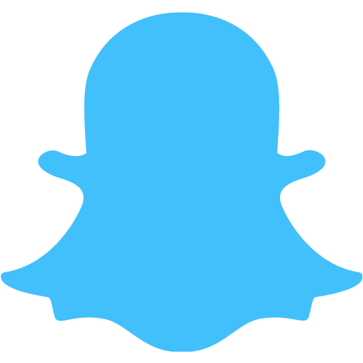 Caribbean blue snapchat 2 icon  Free caribbean blue