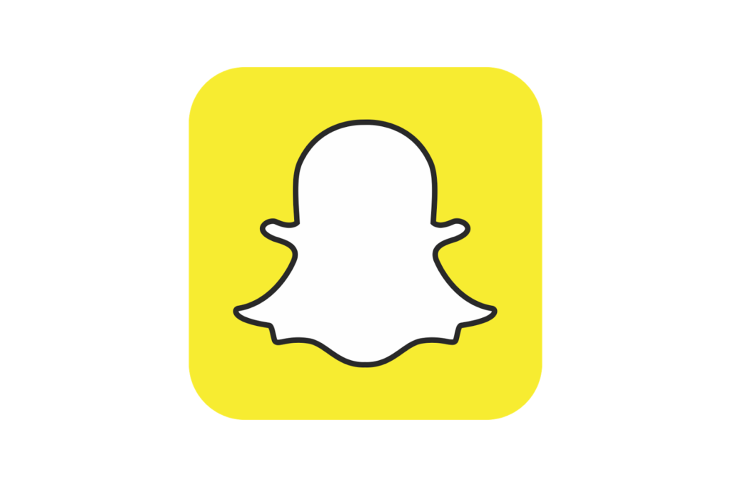 Collection of Snapchat Logo PNG  PlusPNG