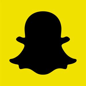Snapchat Logo Vector CDR Free Download