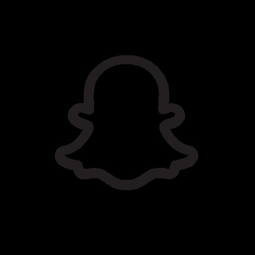 Snapchat social icon