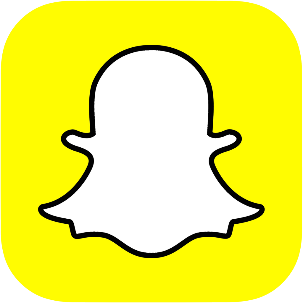 Collection of Logo Snapchat PNG  PlusPNG