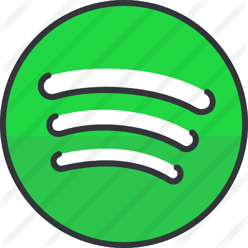 Spotify Icon Download at Vectorifiedcom  Collection of