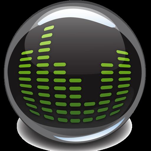 Full Screen Music for Spotify av Commind AB