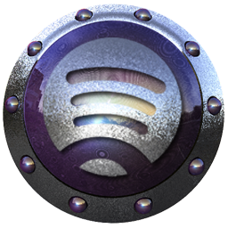 spotify icons free icons in 90 Purple Icon Search Engine