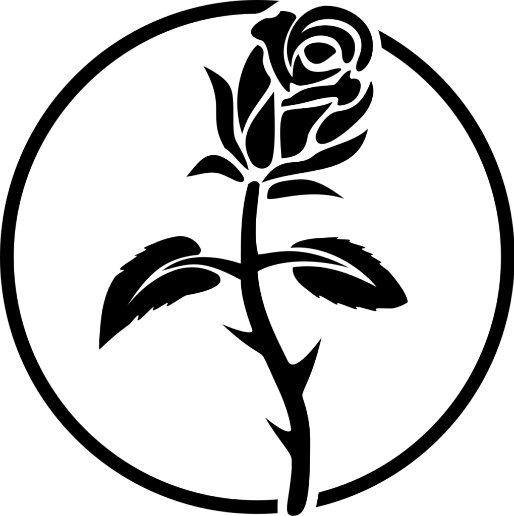Black rose symbolism  Wikipedia