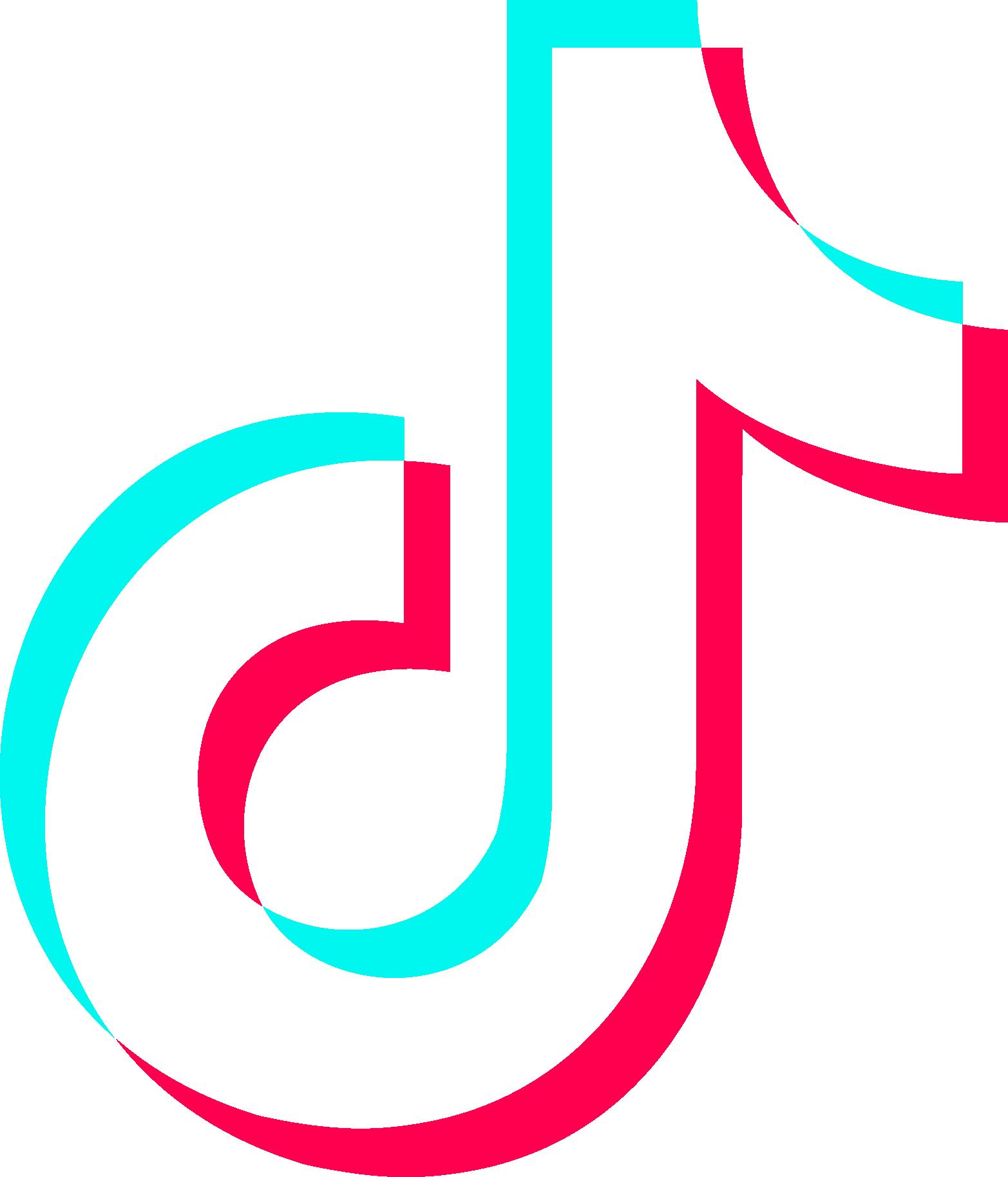 Tik Tok Logo (Musical.ly) image | Tok, Cute emoji ... - Red Tik Tok Logo
