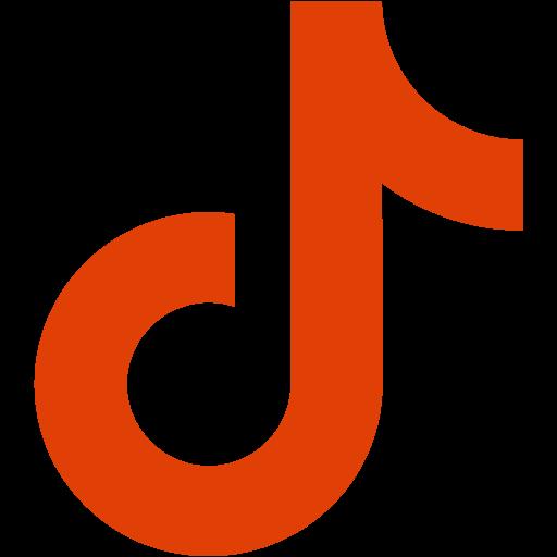 Soylent red tiktok icon  Free soylent red social icons
