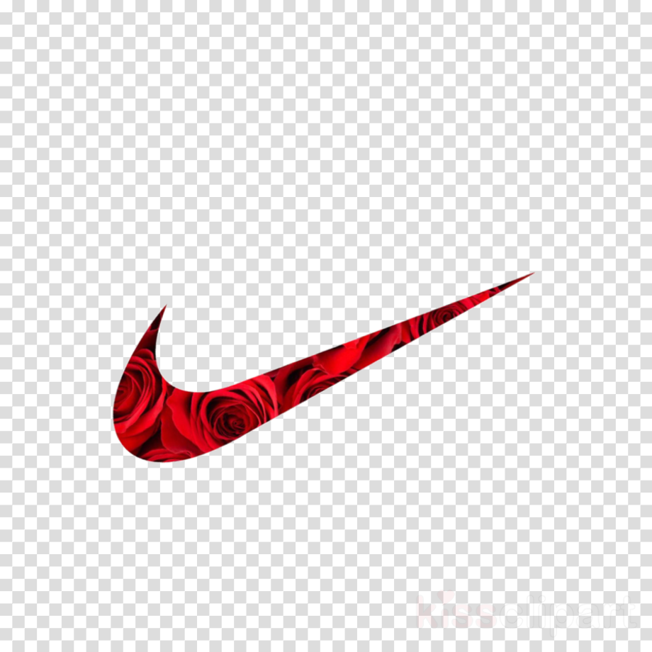 Nike Clipart Red Nike Logo Transparent Background Free