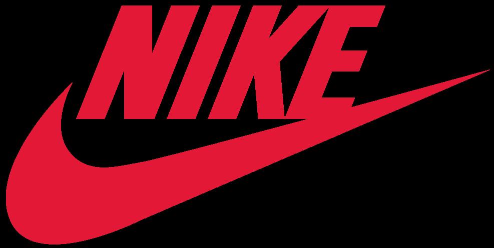 Nike logo PNG images free download - Red and Black Nike Logo