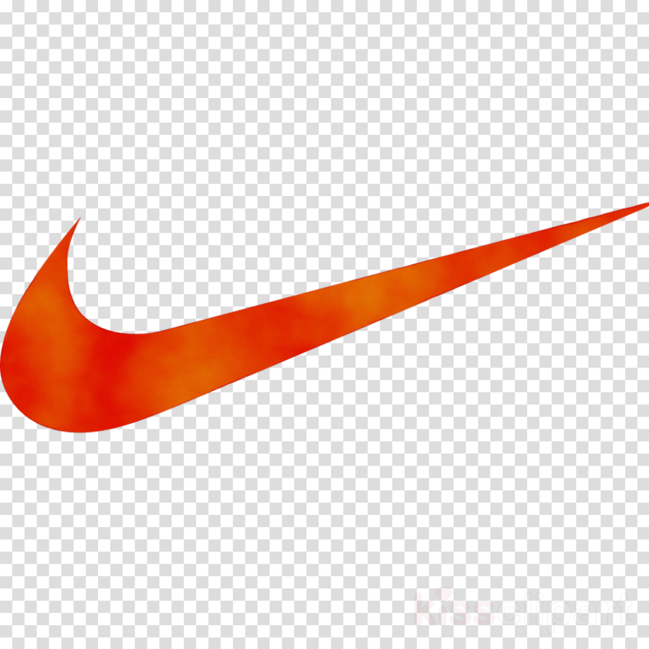 Download High Quality nike swoosh logo red Transparent PNG
