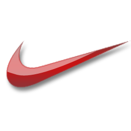 Nike red logo Icon  Download Football Marks icons