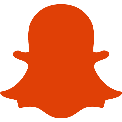 Soylent red snapchat 2 icon  Free soylent red social icons