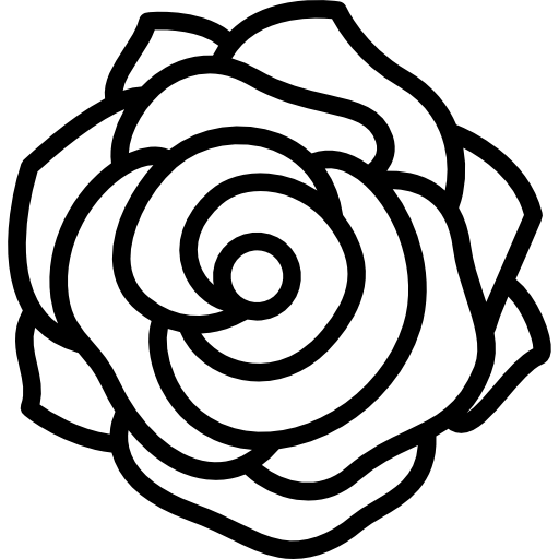 Rose  Free nature icons
