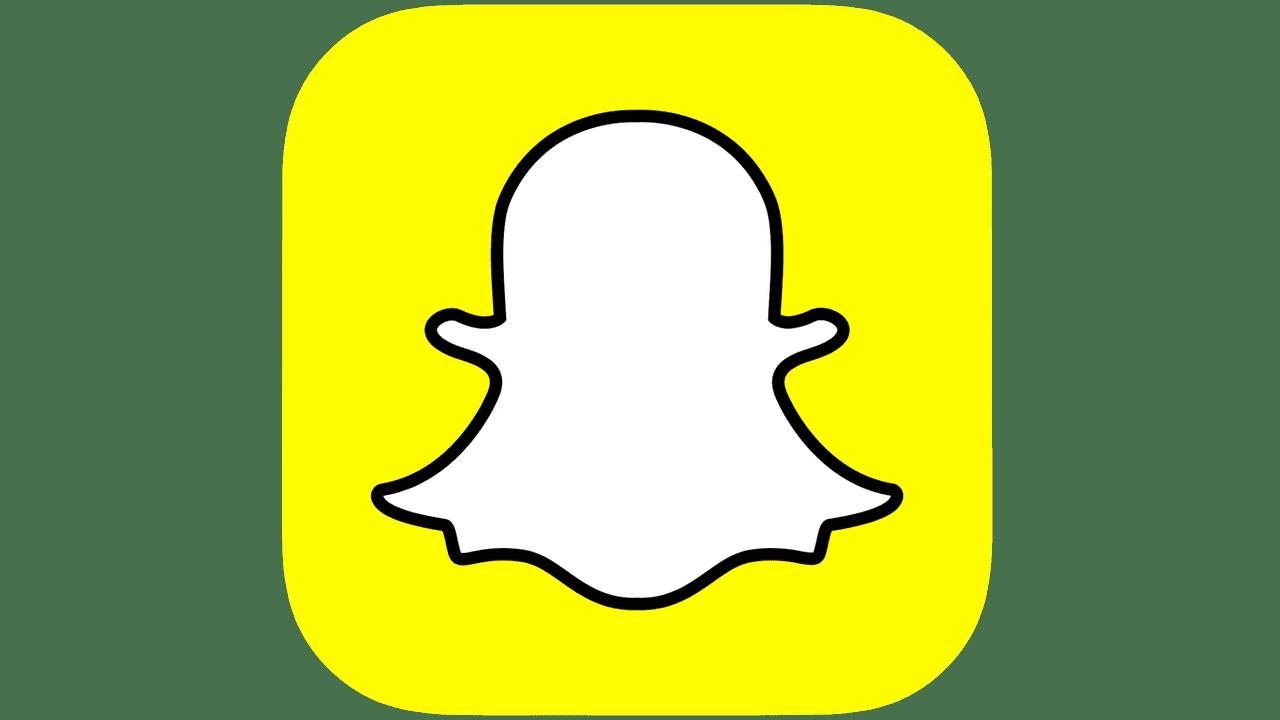 Snapchat logo - Marques et logos: histoire et ... - Snapchat 1 Logo