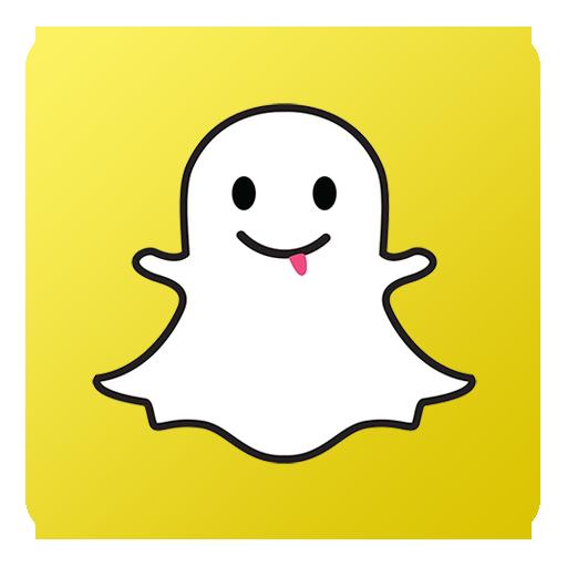 Snapchat Icon  Flat Gradient Social Iconset  limav