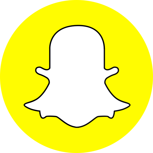 Snapchat Free Icon of Most Usable Logos Icons - Snapchat Chat Icon