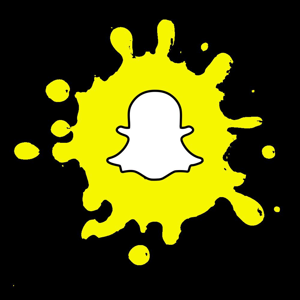 Snapchat Splash Icon Free Download searchpngcom