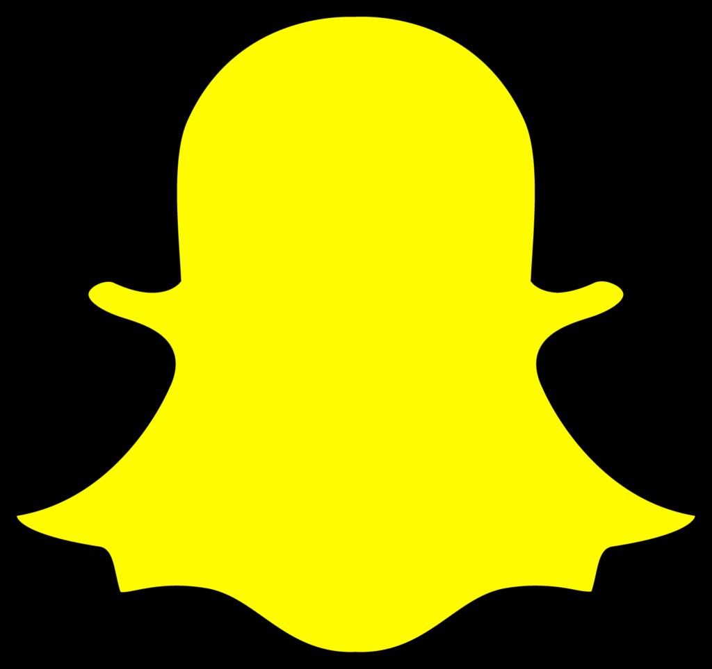 download logo snapchat svg eps png psd ai vectors free