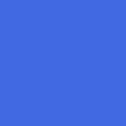 Royal blue snapchat icon  Free royal blue social icons