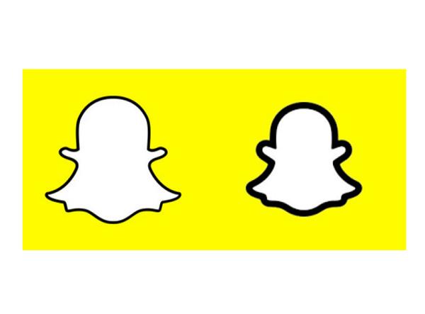 Snapchat change de logo et déclenche des remarques